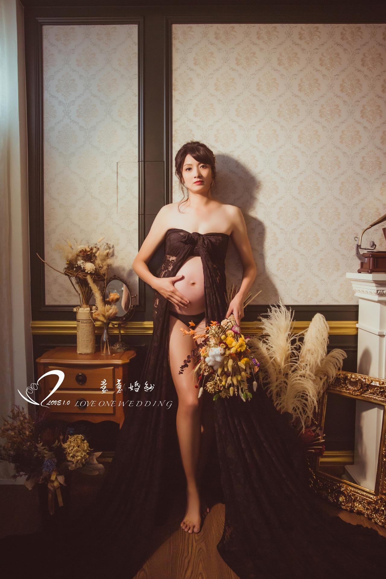 孕婦寫真攝影愛意婚紗549