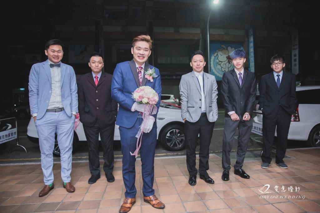 高雄婚攝婚禮紀錄推薦