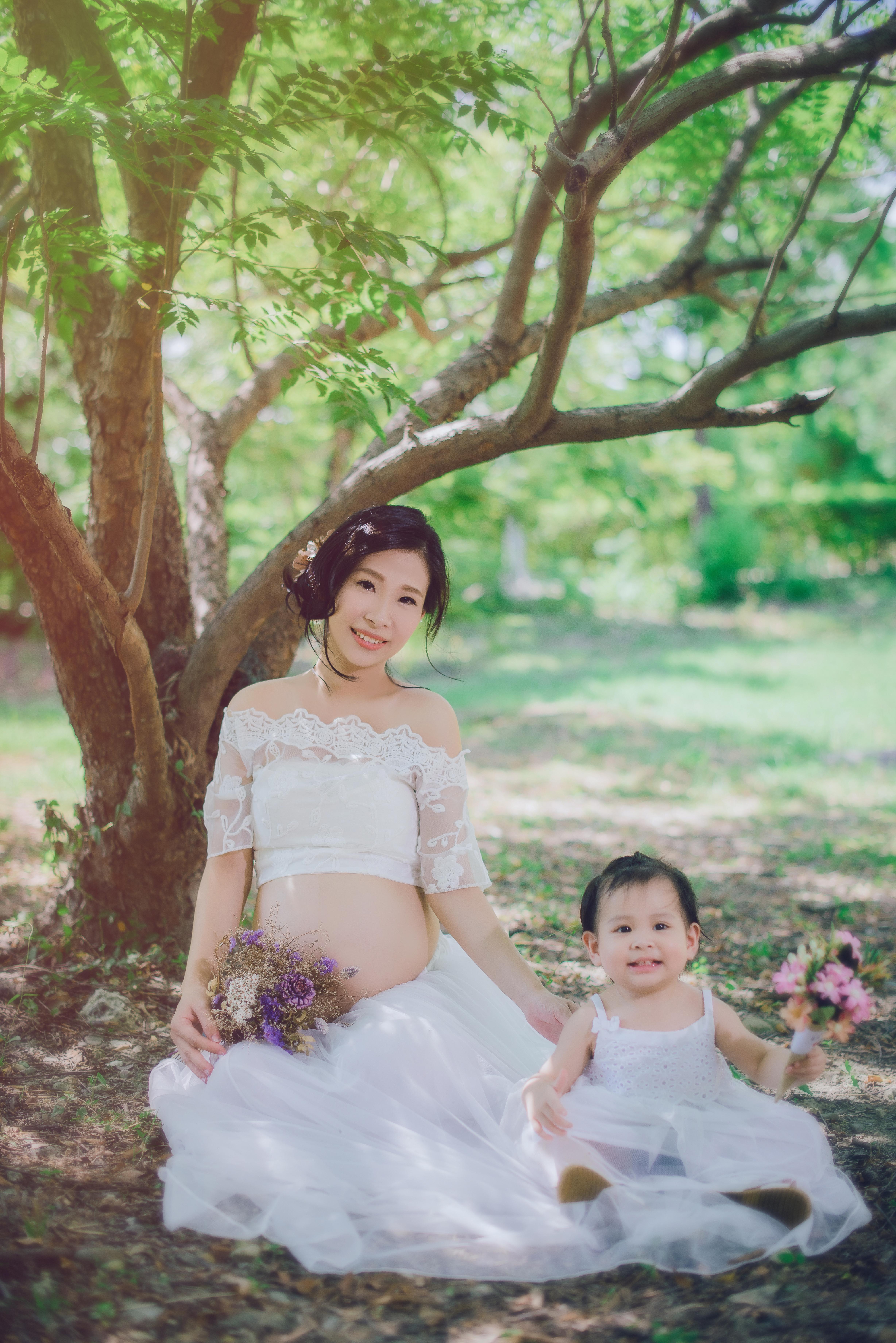 高雄親子婚紗